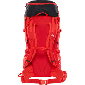 The North Face Cobra 60 Backpack fiery red/tnf black